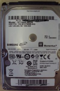 Seagate ST1000LM024 Data Recovery